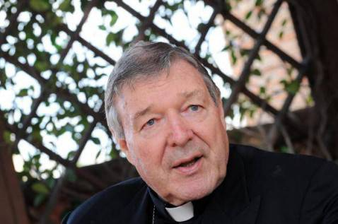 il cardinale George Pell (ANDREAS SOLARO/AFP/Getty Images)