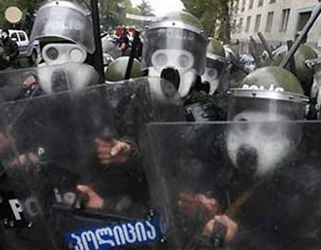 In Georgia manifestazioni contro il presidente Saakashvili: due i morti