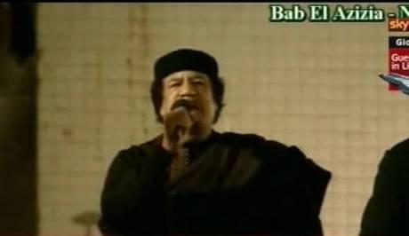Guerra in Libia: Gheddafi procede con la pulizia etnica dei ribelli, carneficina a Misurata
