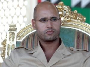 gheddafi saif 300x222 Libia: smentite le notizie sulla morte di Saif Gheddafi, il figlio del raìs è vivo ed è stato arrestato