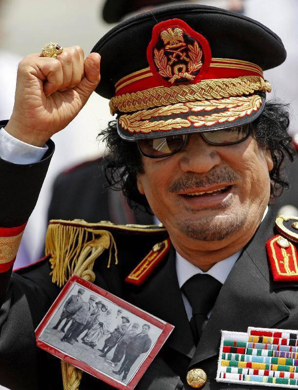 """UE-LIBIA / Commissario europeo affari interni, """"Non abbiamo 5 miliardi di euro da dare a Gheddafi"""""""