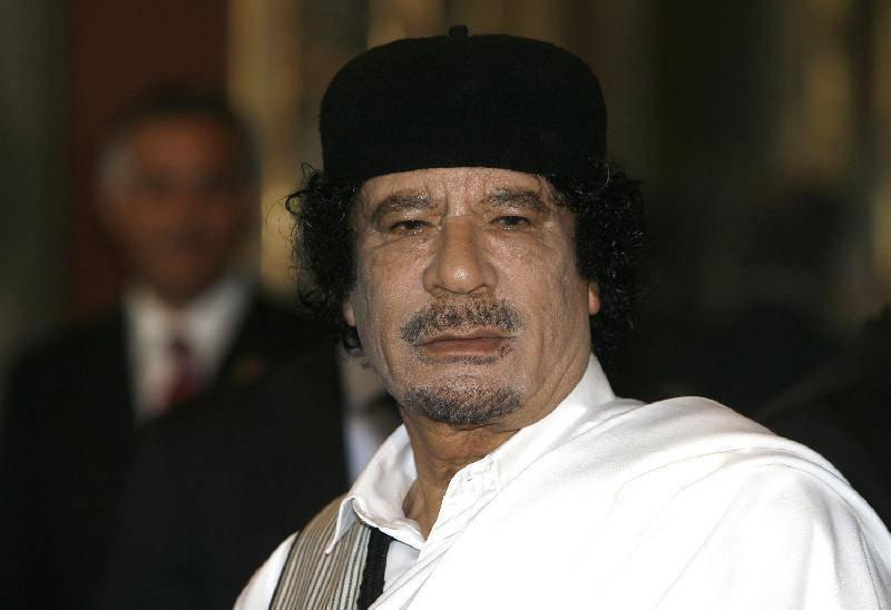 Libia: Gheddafi si sente abbandonato da Berlusconi e Sarkozy