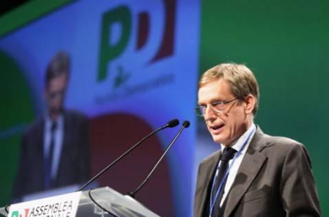 Gianni Cuperlo (Vittorio Zunino Celotto/Getty Images)