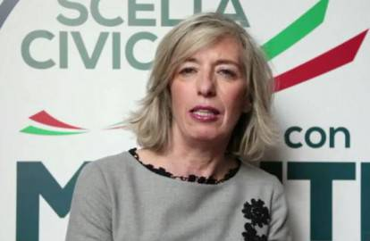 Stefania Giannini, Scelta Civica (screen shot youtube)