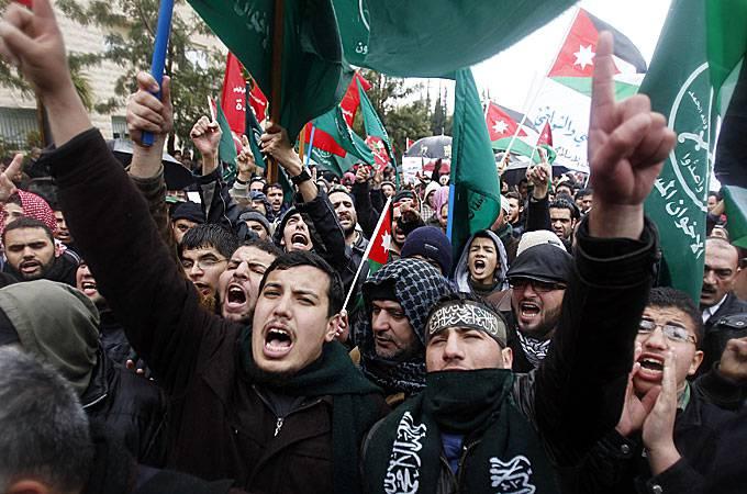 Giordania: indetta per venedì la giornata della collera
