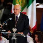 """Crisi, Napolitano: """"La situazione incide sulle capacità di risparmio delle famiglie italiane"""""""