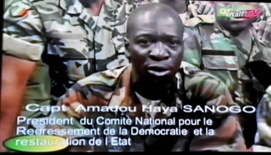 Colpo di Stato in Mali: chiuse le frontiere del Paese