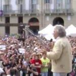 Da Grillo a Torino a Renzi in Emilia Romagna, la campagna elettorale s'infiamma