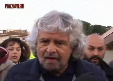Beppe Grillo (Screen shot youtube)