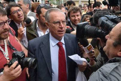 Guglielmo Epifani (VINCENZO PINTO/AFP/Getty Images)