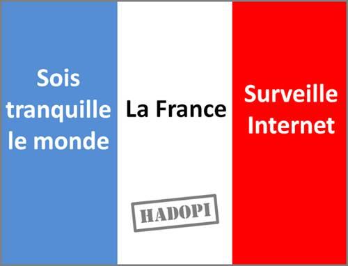 HADOPI / Francia, un internet provider dice no