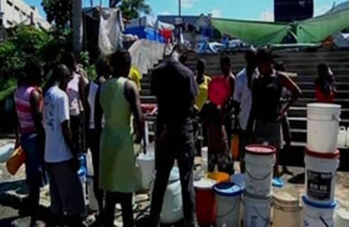 Il colera arriva nella capitale di Haiti: emergenza nazionale, 583 morti