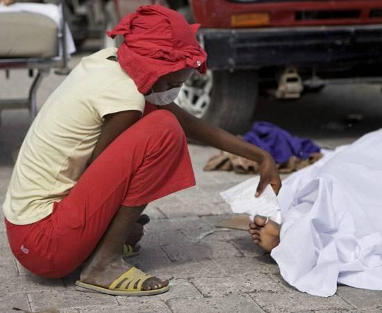 Haiti: aumentano le vittime del colera, c'è rischio di propagazione ai Paesi vicini