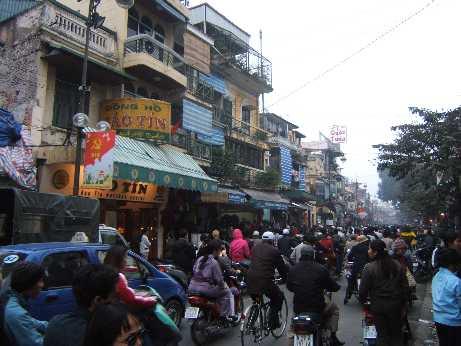 HANOI / Vietnam, iniziati i preparativi per il festival che festeggia i mille anni della città come capitale