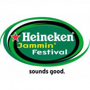 Il logo di Heineken Jammin' Festival