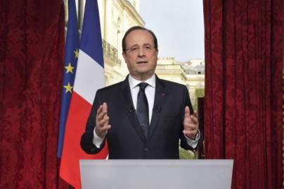 François Hollande (Getty images)