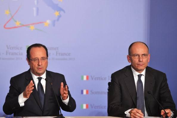 Tav Torino-Lione, per Letta e Hollande è prioritaria la realizzazione. Scontri in piazza