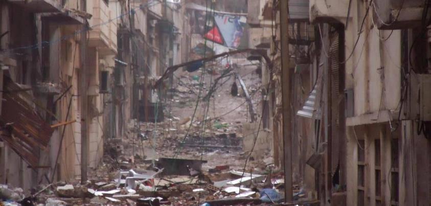 Siria: in 40 perdono la vita a Homs per attacco a deposito munizioni