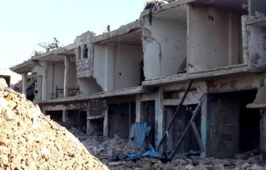 Siria: dura poco la tregua, bombardata la città di Homs