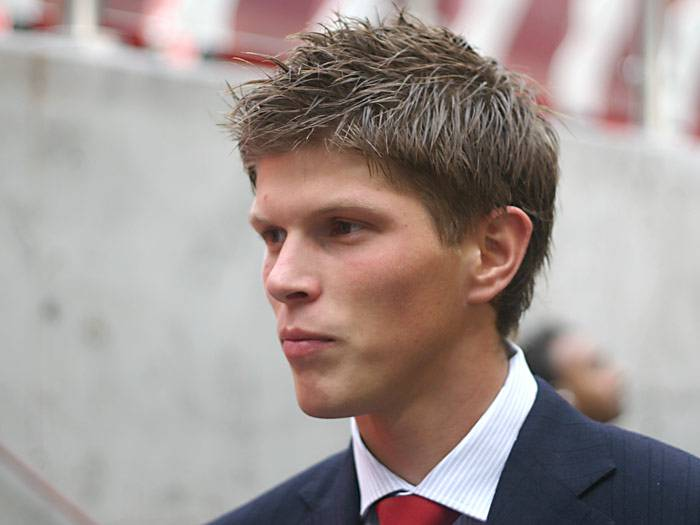 """MILAN / Huntelaar, """"Mi piace lo Schalke"""""""