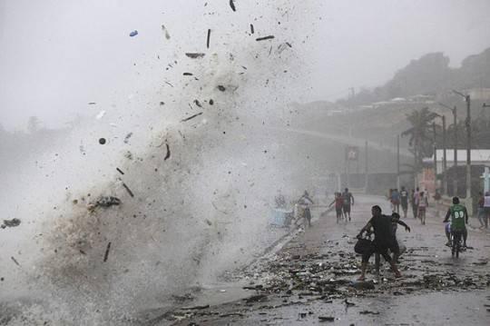 Tempesta Isaac: danni e morti ad Haiti