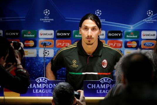 ibra44 Calciomercato Milan, il Real Madrid insiste su Ibrahimovic