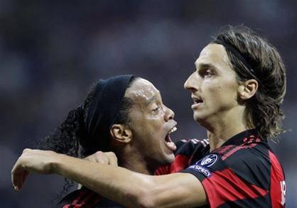 Il Milan si porta a 10 punti dall'Inter