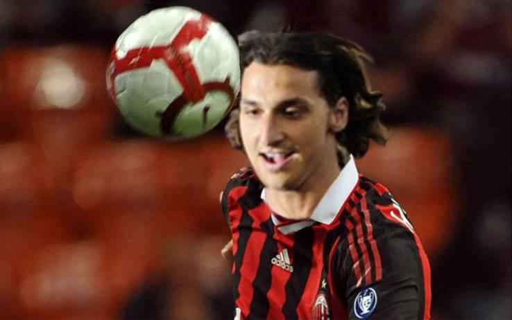 CALCIO / Milan, Ibrahimovic vuole un attacco a quattro punte