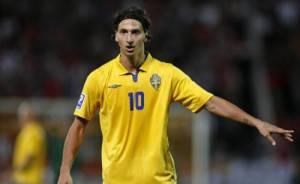 Zlatan Ibrahimovic'