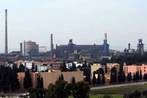 Ilva di Taranto (Getty images)