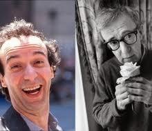 Roberto Benigni e Woody Allen: insieme nel film Bop Decameron