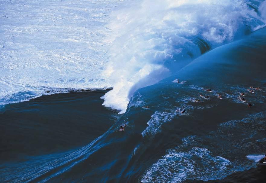 ENERGIA ALTERNATIVA / Australia, gli oceanografi annunciano la possibilità di colmare il fabbisogno energetico dell'intero continente dallo sfruttamento moto ondoso dell'Oceano Antartico