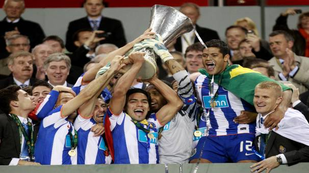 Europa League, Finale: Porto-Braga 1-0 highlights, immagini salienti