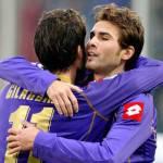 Fiorentina-Cesena tabellino e cronaca 13 Novembre 2010