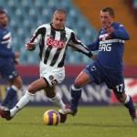 NAPOLI / Inler, il centrocampista svizzero è a un passo dalla squadra azzurra