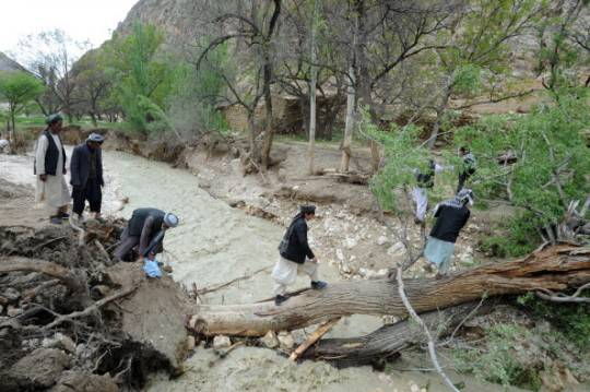 Afghanistan: le piogge torrenziali provocano morti e dispersi al Nord