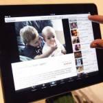 iPad, Manhattan transennata per il lancio dell'ultima novità della Apple
