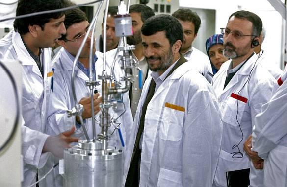 Nucleare: la Francia minaccia l'Iran per l'arricchimento dell'uranio