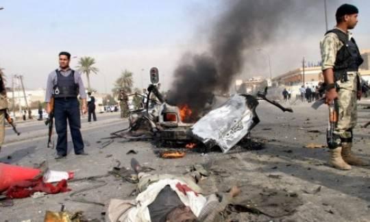 Iraq: attentato suicida vicino Baghdad provoca 11 morti
