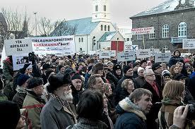 In Islanda i cittadini vogliono onestà e integrità nella prossima carta costituzionale
