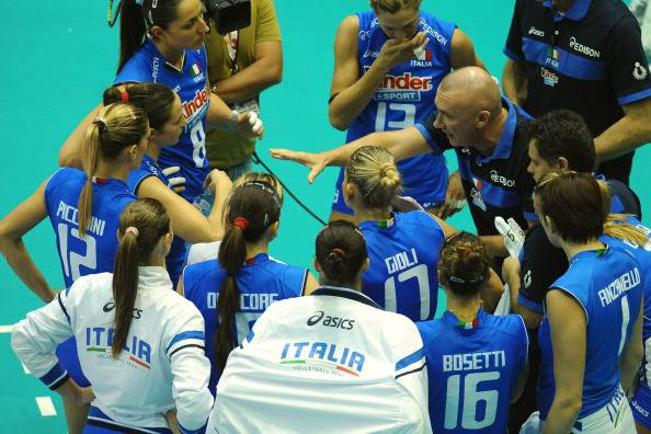Volley: le italiane portano a casa la World Cup