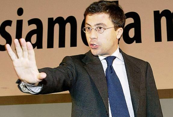 Il vicepresidente di Futuro e Libertà Italo Bocchino