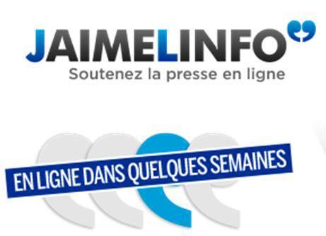 Francia jaimelinfo nasce il nuovo sito web per for Logo sito internet