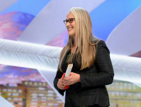 La regista neozelandese Jane Campion (Pascal Le Segretain/Getty Images)
