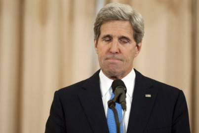 John Kerry, segretario di Stato Usa, (Getty images)