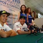 MotoGp 2012: Jorge Lorenzo a Kuala Lumpur in attesa dei test 2 di Sepang (fotogallery)
