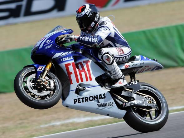 MotoGp Misano: Jorge Lorenzo batte tutti. Settima posizione per ...