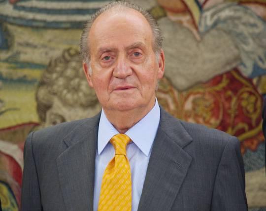 Re Juan Carlos di Spagna (Getty Images)