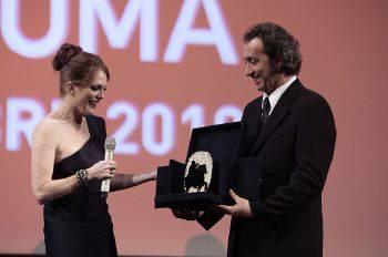 Julianne Moore star del Festival di Roma