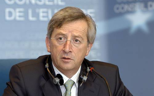 Angela Mekel «La  presidenza della Commissione Ue  deve andare a Junker»